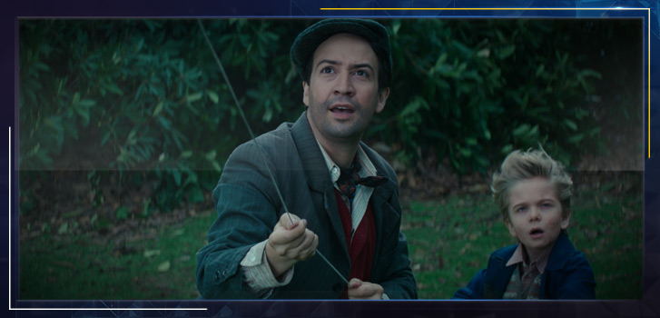 Broadway star Lin-Manuel Miranda on his biggest film role yet in Mary Poppins Returns