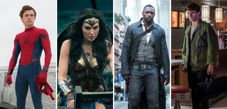 From Baby Driver to Wonder Woman, what to see on the long weekend!