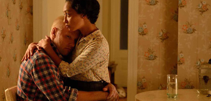 The director and cast of Loving are featured in new behind the scenes stills from the film