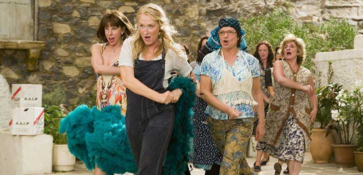 Thank You for the Music: 10 Years of Mamma Mia!
