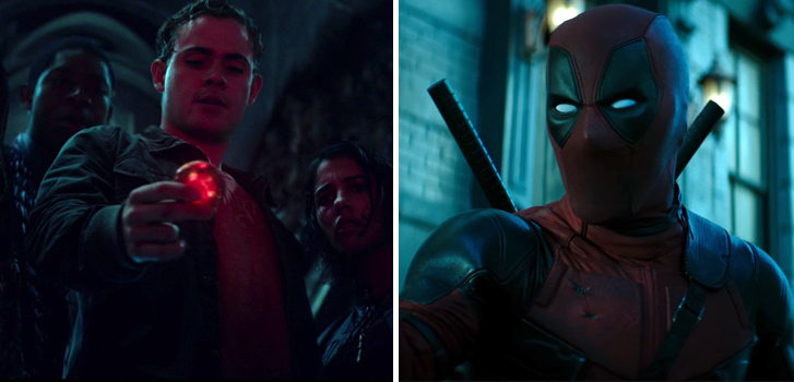 New clip from Power Rangers, Deadpool 2 preview and Han Solo film casting news make our daily round-up
