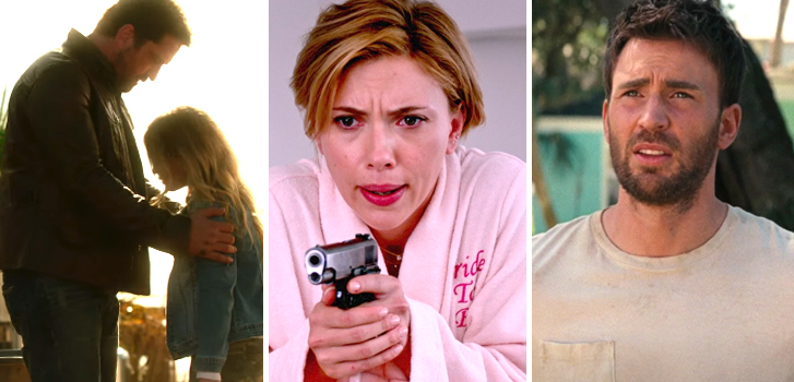 New trailers for Geostorm, Rough Night, and clips from Gifted make our daily round-up