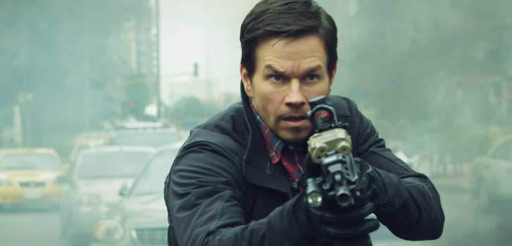 Mark Wahlberg on creating his ultimate action character in Mile 22
