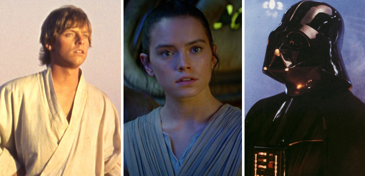 star wars, a new hope, the force awakens, the empire strikes back, image
