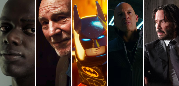 get out, logan, lego batman, xxx: the return of xander cage, john wick 2, cineplex, watch at home, movies at home, cineplex store, new, exclusive