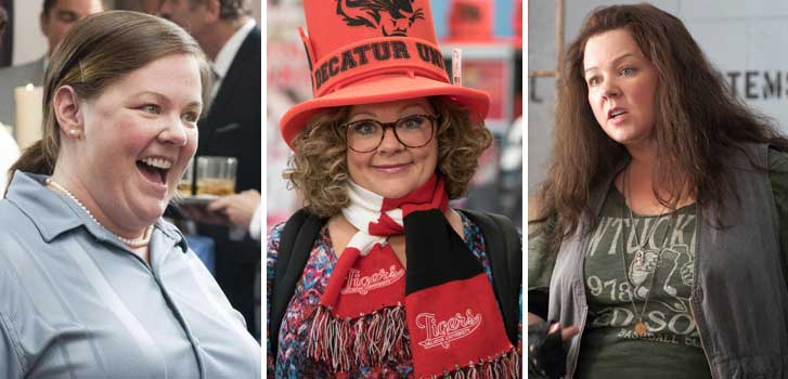 Our favourite Melissa McCarthy moments in an epic remix