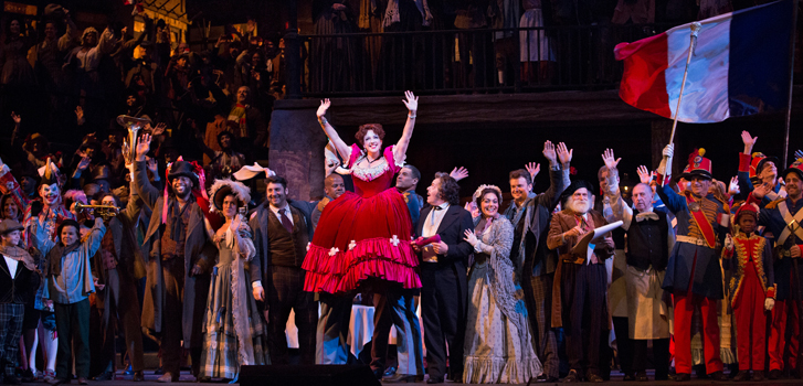 Tessa Victoria Laengert talks her career and her dream role in La Bohème