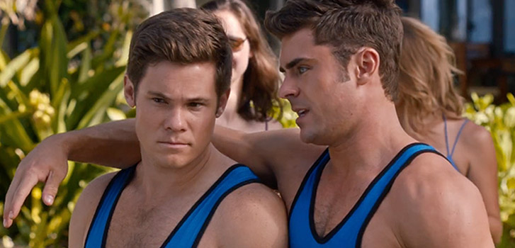 adam devine, zac efron, mike and dave need wedding dates, image
