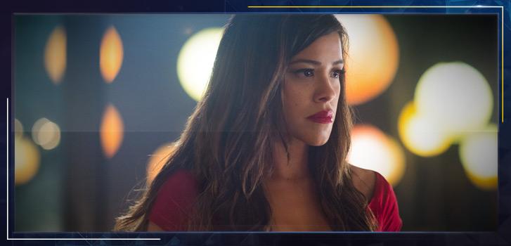 Gina Rodriguez kicks butt in her action thriller remake, Miss Bala