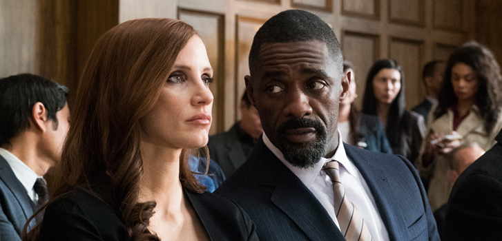 5 reasons to see Molly's Game