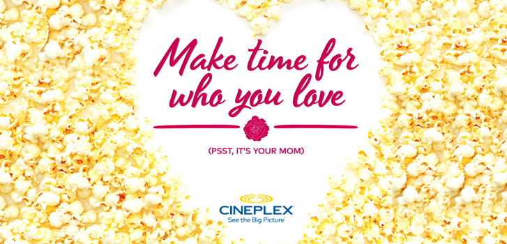 Mother's Day weekend: What was the first movie you ever watched with your Mom?