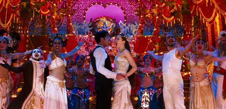 Our favourite moments from Moulin Rouge!