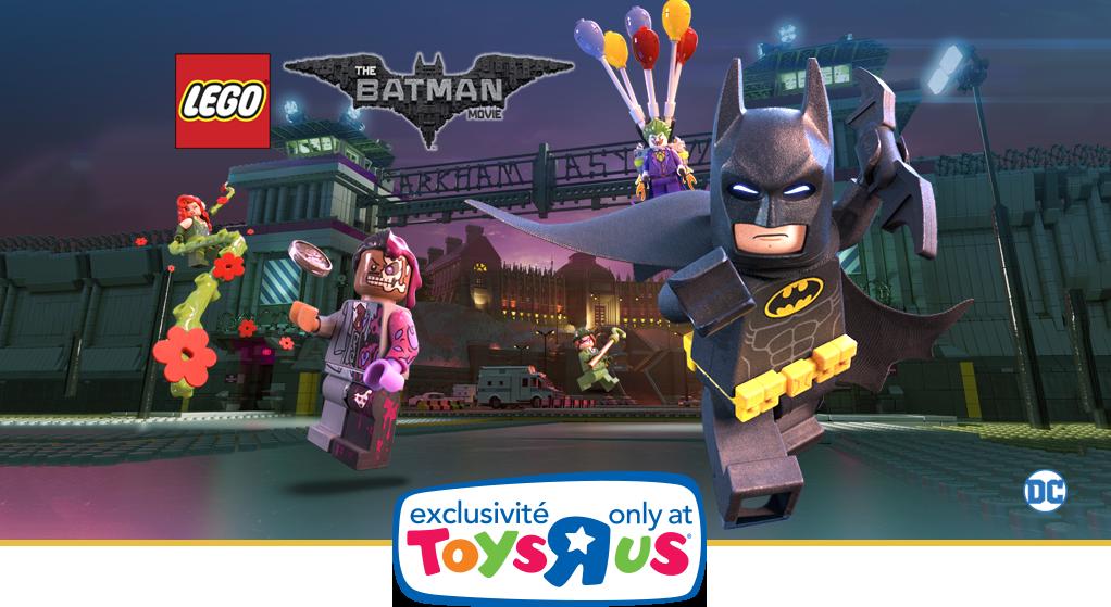 Cineplex.com | Lego Batman Redemption