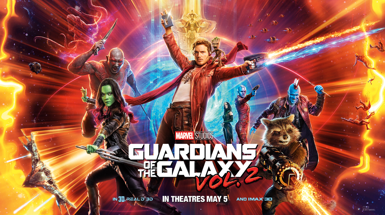 Guardians Of The Galaxy Vol. 2 2017 720p in Hindi - Veer Player ...