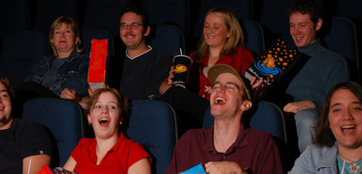 Movie Science: why blockbusters are best shared with a live audience