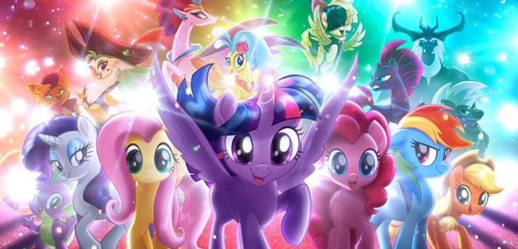 My Little Pony and 5 more films inspired by toys