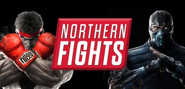 northern fights, cineplex, gaming, new, tournament, fighting, games