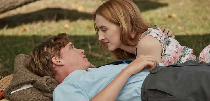 on chesil beach, billy howle, saoirse ronan,