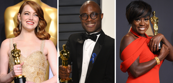 Oscar's iconic moment and all of the snubs and surprises from the 89th Academy Awards