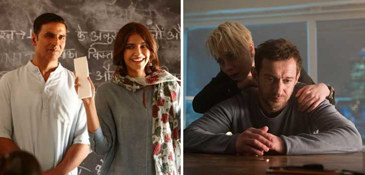 Padman and Selfie are the International Cinema titles opening this weekend!