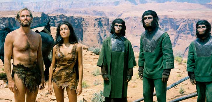 Planet of the Apes returns to Cineplex theatres this August!