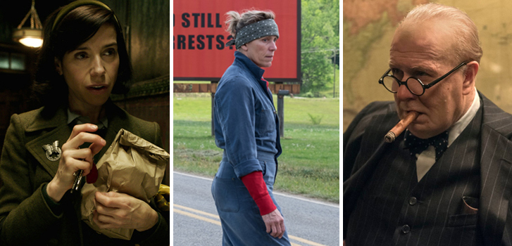 Who Will Win the 2018 Oscars: Cineplex experts predict the winners in key categories