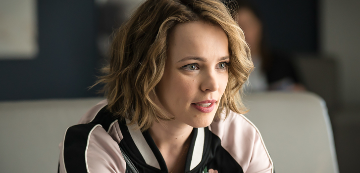 Rachel McAdams talks her eclectic career, being Canadian, and Game Night