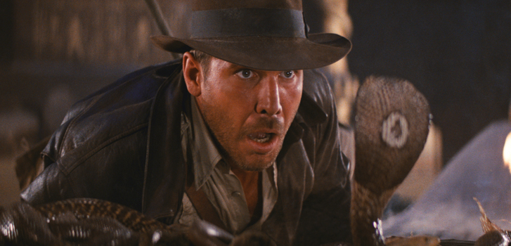 Top 5 moments from Raiders of the Lost Ark