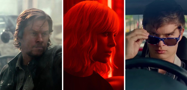 Transformers, Atomic Blonde and Baby Driver make our daily news roundup!