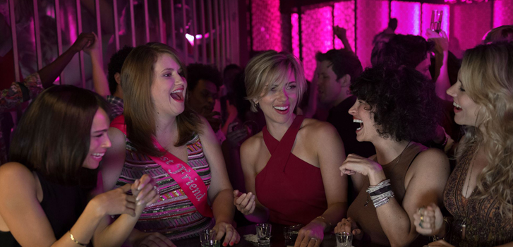 Kate McKinnon, Ilana Glazer, Zoe Kravitz and Jillian Bell talk Rough Night