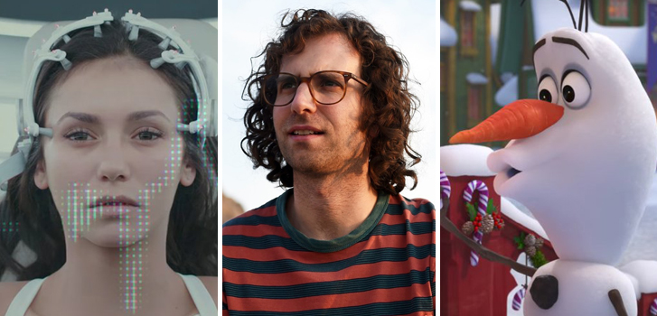 flatliners, brigsby bear, coco, Olaf's Frozen Adventure, cineplex, news, movies