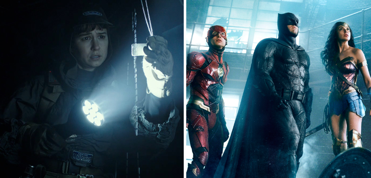 alien: covenant, justice league, movie news, wonder woman, batman,