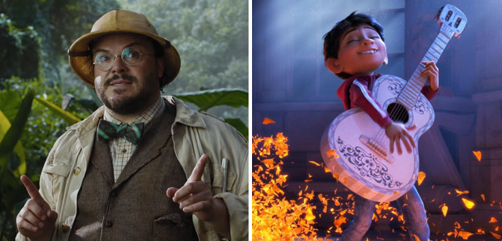 Jumanji: Welcome to the Jungle and Coco both get new trailers!