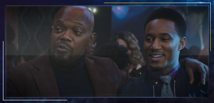 Jessie T. Usher on the excitement of joining the Shaft franchise and playing Samuel L. Jackson's son