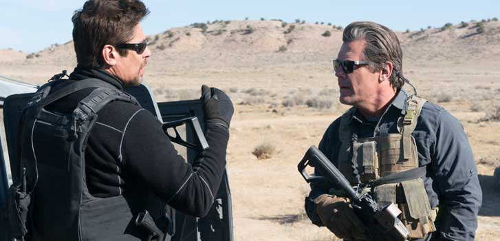 benicio del toro, josh brolin, sicario, sicario: day of the soldado, movie, film,