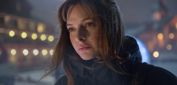 The Snowman's Rebecca Ferguson talks making a murder mystery in the cold