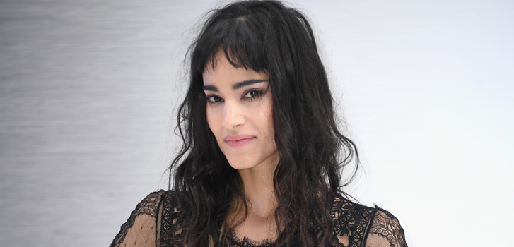 sofia boutella, the mummy, interview, exclusive, tom cruise,
