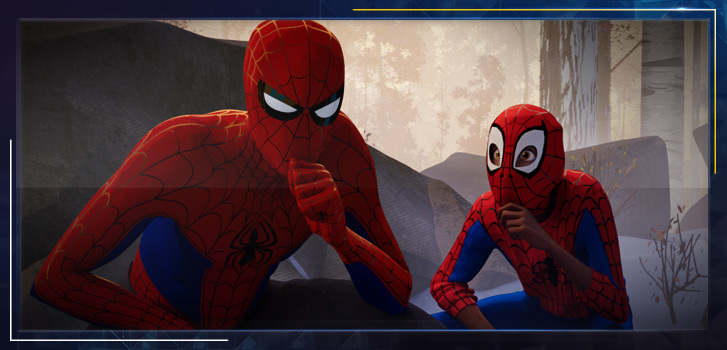 The cast and crew of Spider-Man: Into the Spider-Verse break down their complex web of Spideys