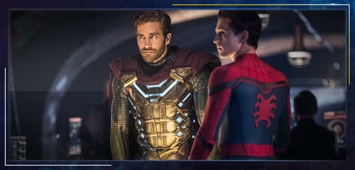 Jake Gyllenhaal on bringing mystery and humanity to the MCU in Spider-Man: Far From Home