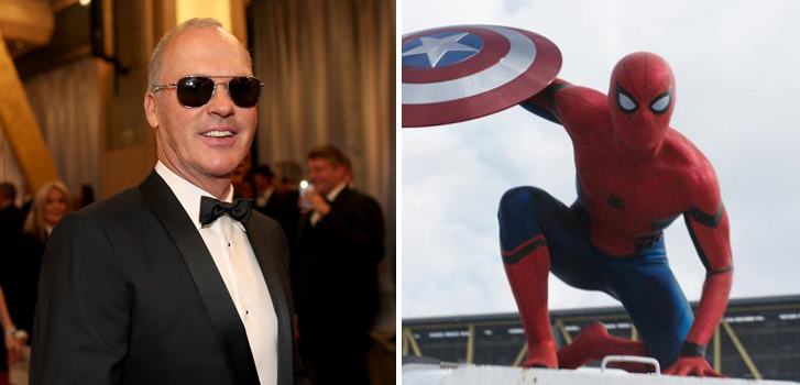 Michael Keaton closing deal to fight against Tom Holland's Spidey in Spider-Man: Homecoming