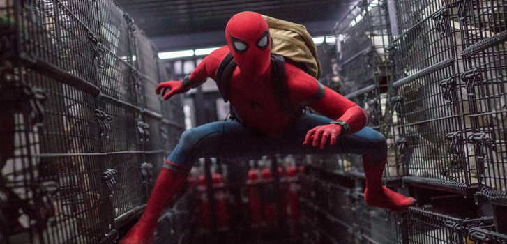 cineplex, trailer, new, poster, spiderman, spider-man: homecoming, homecoming