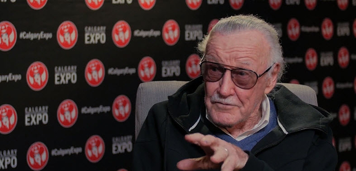Stan Lee talks about his cameo in Marvel's Guardians of the Galaxy Vol. 2!