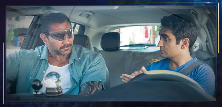 Kumail Nanjiani at the wheel: From scene-stealer to Stuber star
