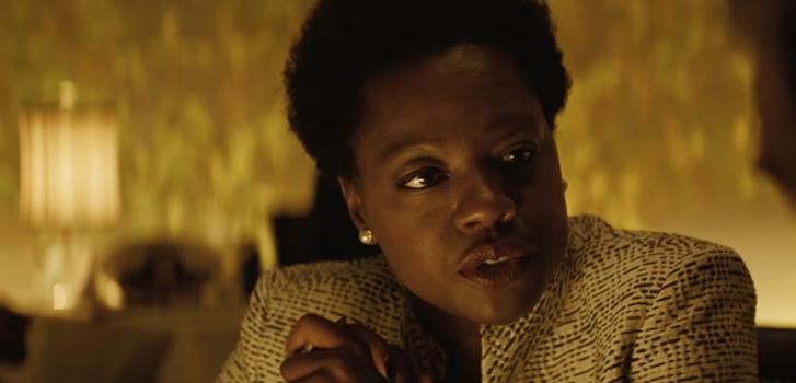 It's all Viola Davis in final Suicide Squad trailer!