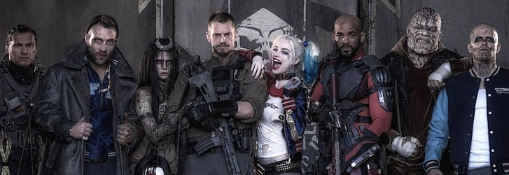 margot robbie, will smith, jared leto, suicide squad, image
