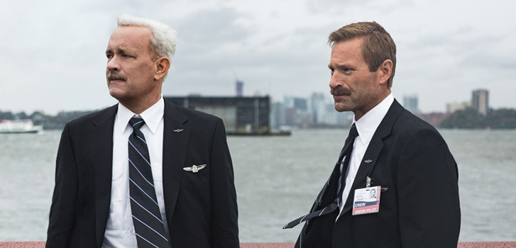 Tom Hanks saves the day again in new Sully Trailer
