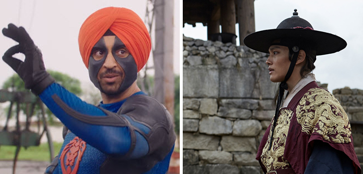 super singh, warriors of dawn, international cinema, image
