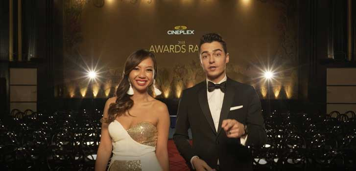 Tanner and Brigitte make their picks among the Oscar nominees