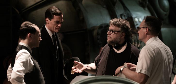 Guillermo Del Toro talks his fantastical romance The Shape of Water