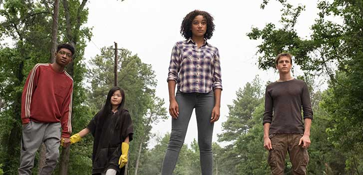 the darkest minds, amandla stenberg, harris dickinson, movie, film,